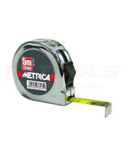 METRICA RULLAMITTA 3M/16mm KROMI