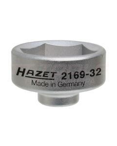 HAZET ÖLJYSUODATINAVAIN 6-KULM.32mm