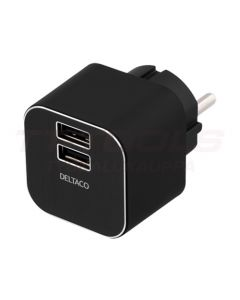 DELTACO LATURI USB 230V