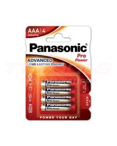 PANASONIC PARISTO ALKALINE LR03 1,5V AAA