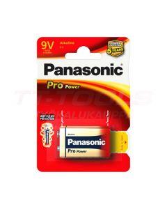 PANASONIC PARISTO ALKALINE 9V 6LR61 KPL